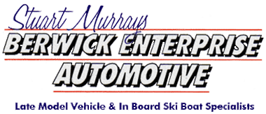 Berwick Enterprise Automotive Logo
