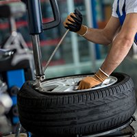 tyre sales & fittings